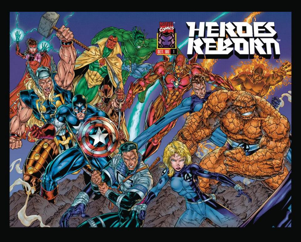 Heroes Reborn (Omnibus)
