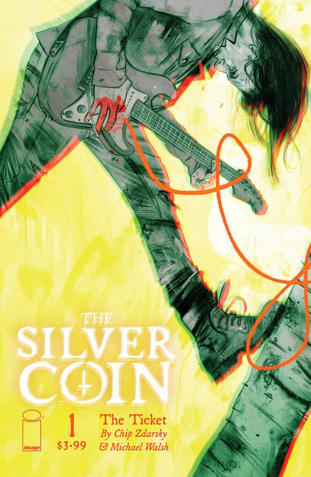 The Silver Coin #1 (Lotay Cover)