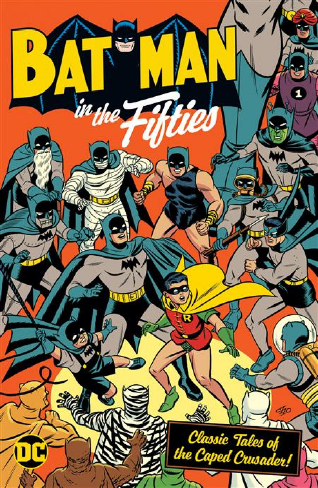 Batman: In the Fifties