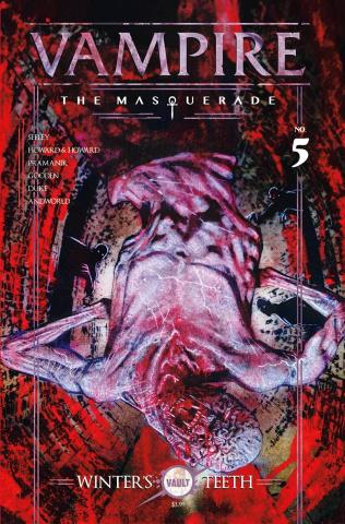 Vampire: The Masquerade #5 (Campbell Cover)
