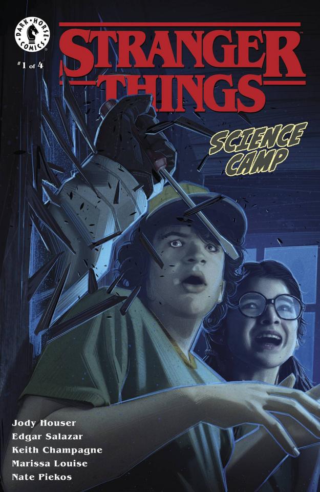 Stranger Things: Science Camp #1 (Ruiz Cover)
