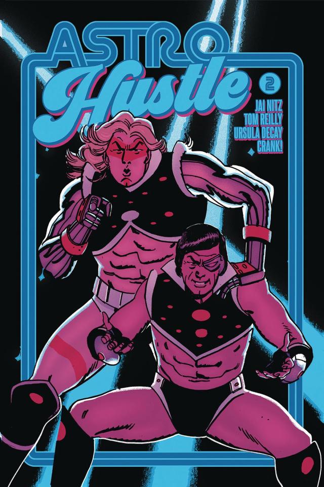 Astro Hustle #3
