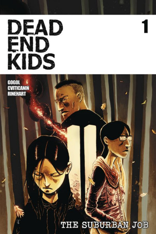Dead End Kids: The Suburban Job #1 (Templesmith Cover)