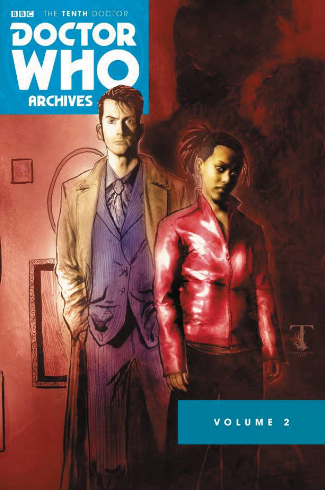 Doctor Who: The Tenth Doctor Archives Vol. 2 (Omnibus)