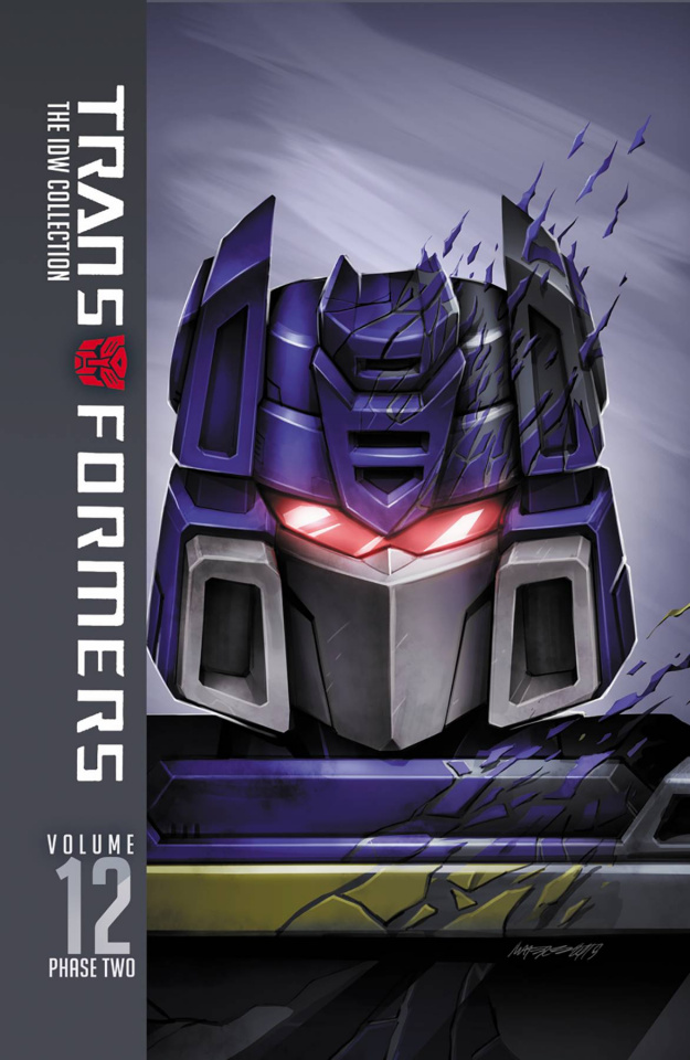 The Transformers Vol. 12 (The IDW Collection)