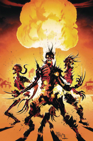 Hunt for Wolverine: The Claws of a Killer #4