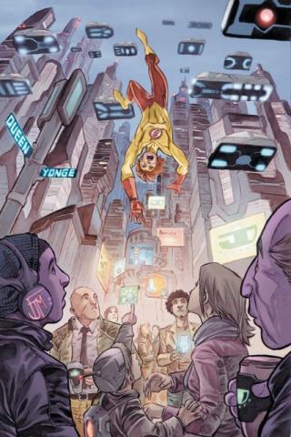 Flashpoint: Kid Flash, Lost #3