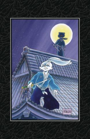 The Usagi Yojimbo Saga Vol. 9 (Limited Edition)