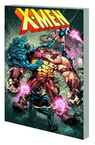 X-Men Vol. 1: The Road To Onslaught