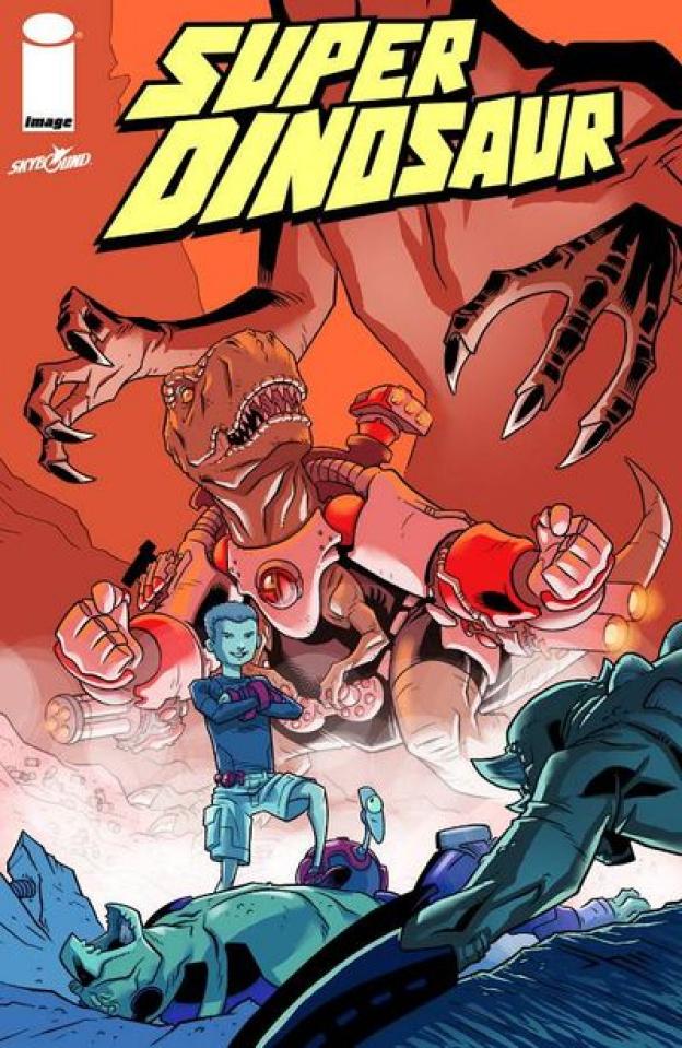 Super Dinosaur #4