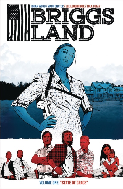 Briggs Land Vol. 1: State of Grace