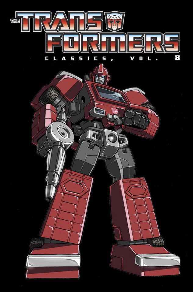 The Transformers Classics Vol. 8