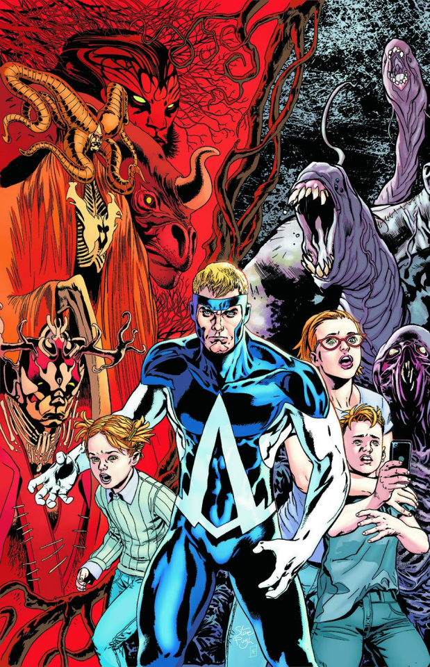 Animal Man Vol. 3: Rotworld - The Red Kingdom