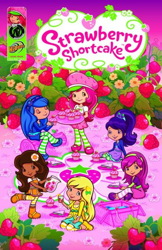 Strawberry Shortcake Vol. 1: Berry Fun