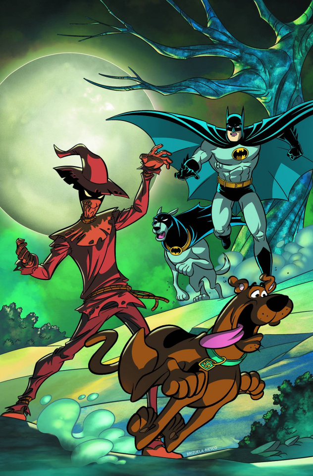 Scooby Doo Team-Up #2