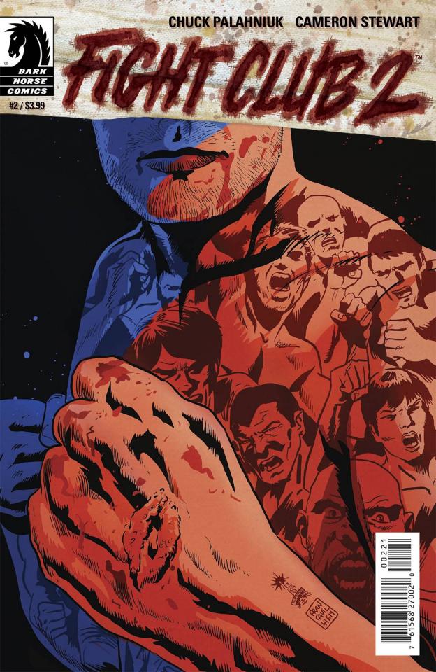 Fight Club 2 #2 (Francavilla Cover)