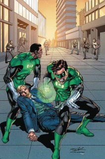 Green Lantern #49 (Neal Adams Cover)