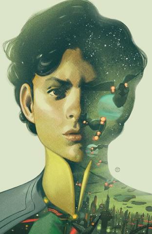 Dune: House Atreides #10 (50 Copy Todesco Cover)