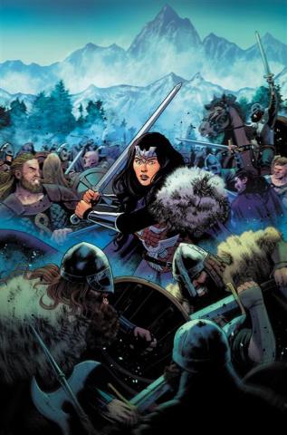 Wonder Woman Vol. 1: Afterworlds