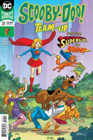 Scooby Doo Team-Up #37