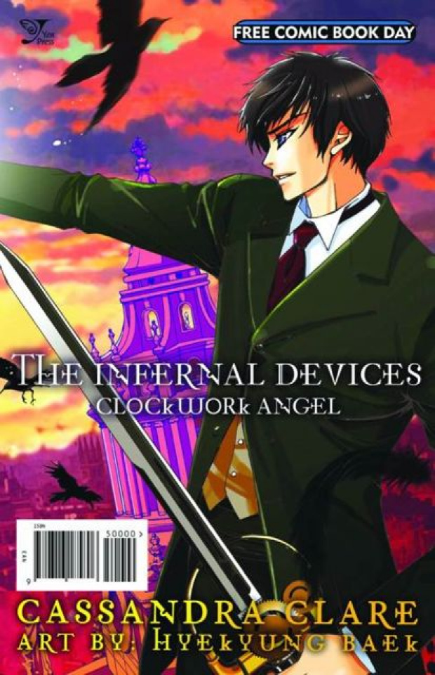 The Infernal Devices: Clockwork Angel Vol. 1