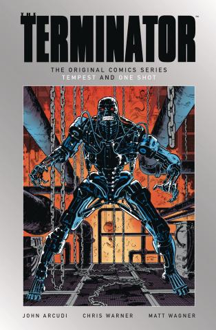 Terminator: The Original Comics Series - Tempest and One Shot