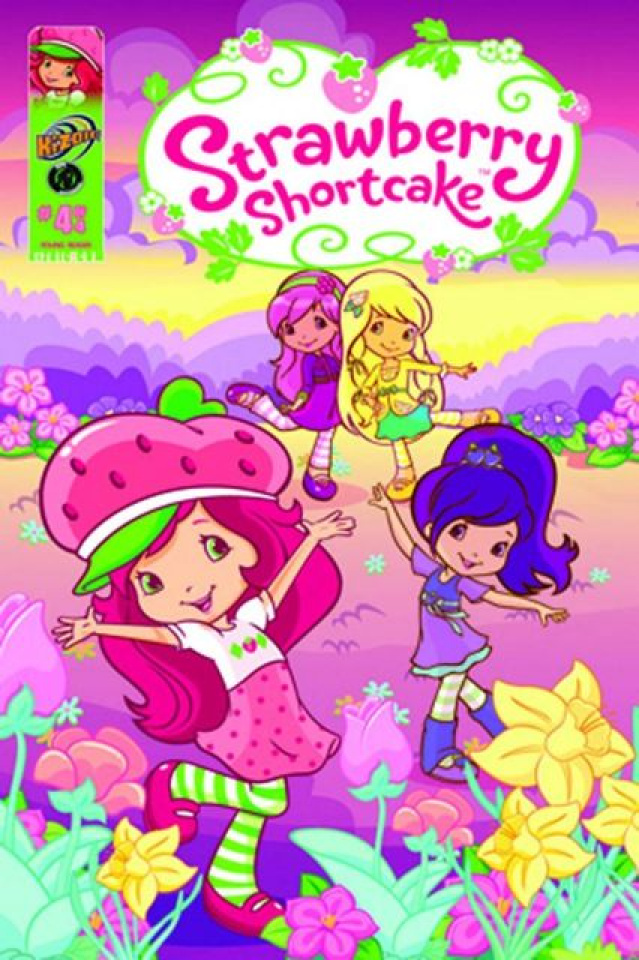 Strawberry Shortcake: Berry Fun #4