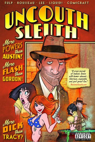 Uncouth Sleuth Vol. 1