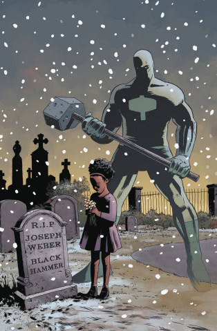 Black Hammer #7 (Ormston Cover)
