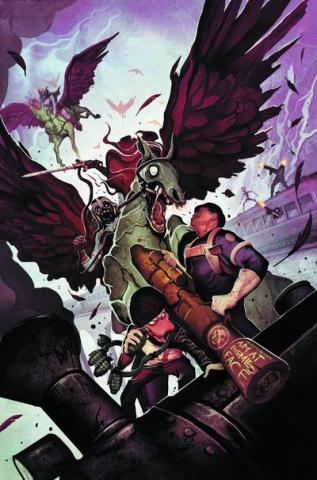 Marvel Zombies: Destroy #4