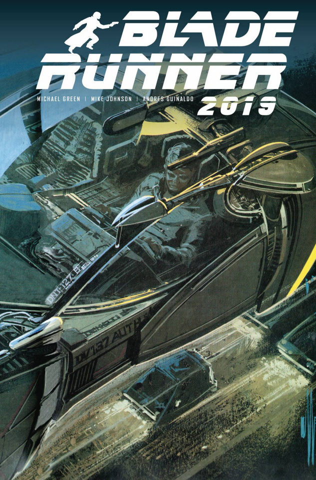 Blade Runner 2019 #11 (Mead Cover)