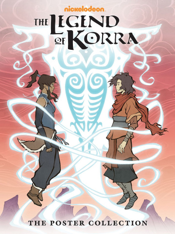The Legend of Korra Poster Collection
