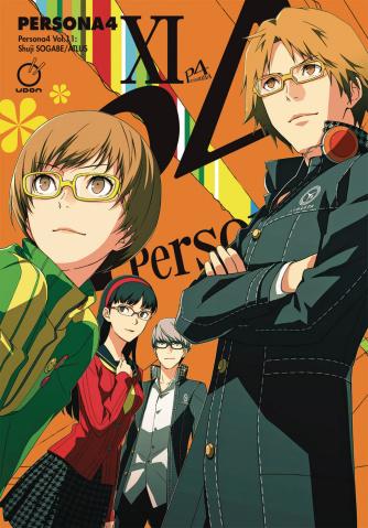 Persona 4 Vol. 11