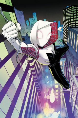 Spider-Gwen: Ghost Spider #1 (Kampe 2nd Printing)