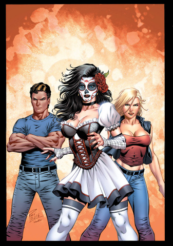 Grimm Fairy Tales #122 (Rei Cover)