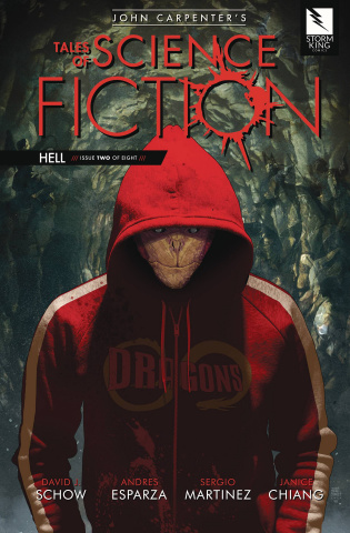 Tales of Science Fiction: Hell #2