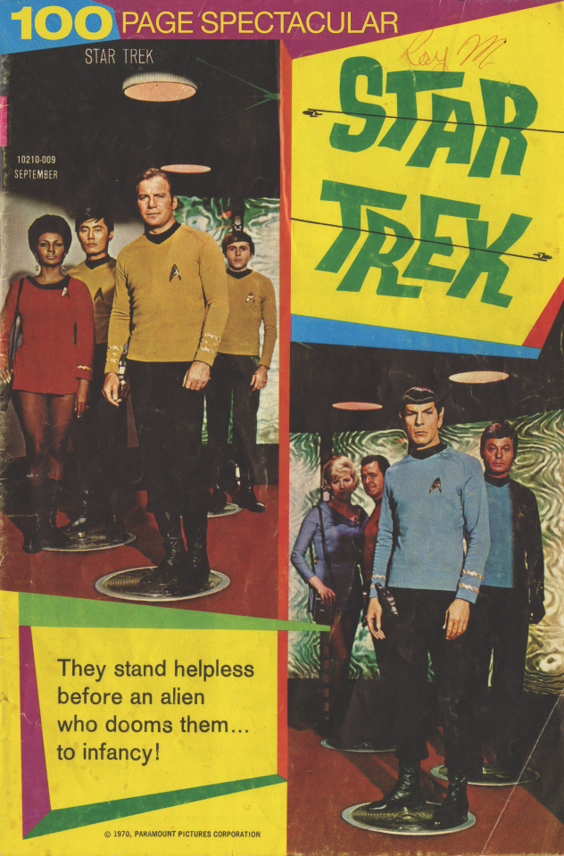 Star Trek: Gold Key 100 Page Spectacular