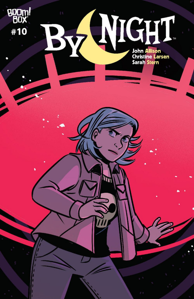 By Night #10 (Preorder Stern Cover)
