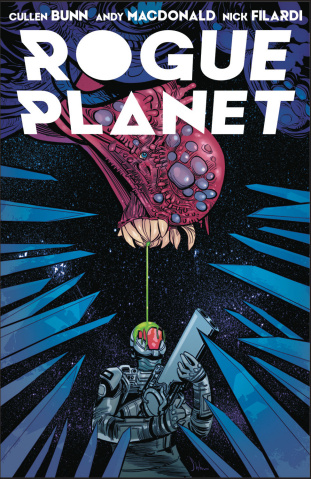 Rogue Planet #1 (Strahm Cover)