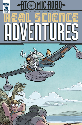 Real Science Adventures: The Flying She-Devils #3