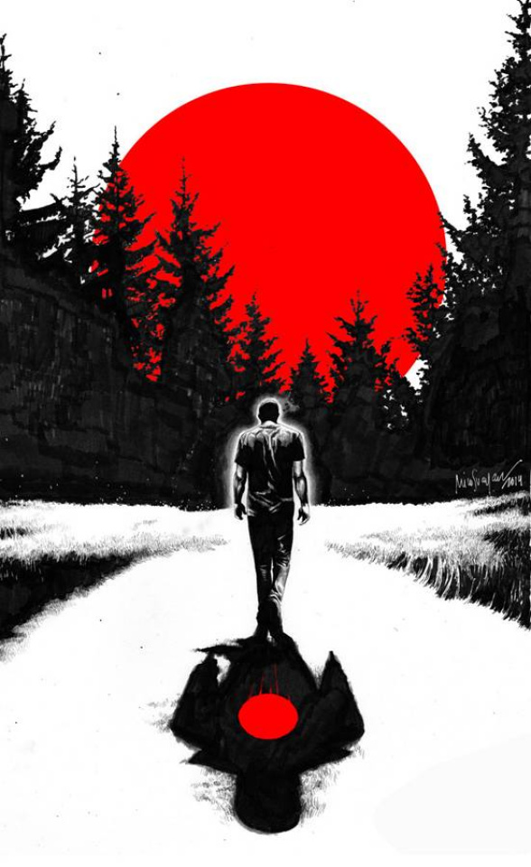 Bloodshot: Reborn #1 (Suayan Cover)
