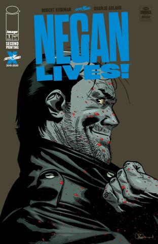 Negan Lives! #1 (2nd Printing)