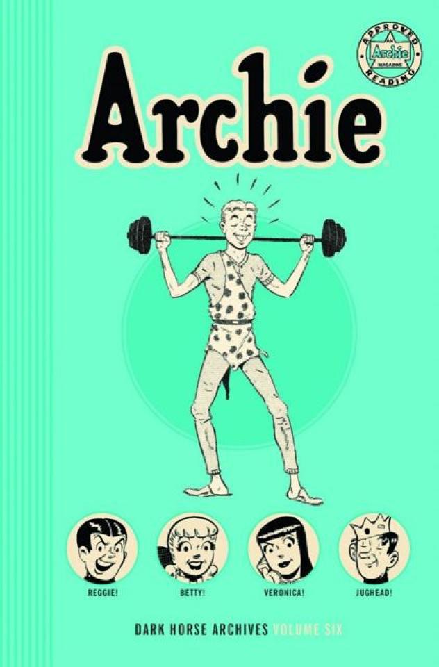 Archie Archives Vol. 6