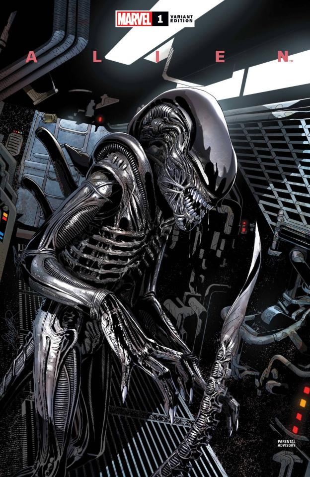 Alien #1 (Larroca Cover)