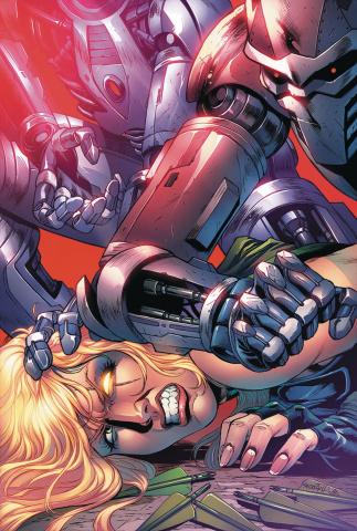 Robyn Hood: Vigilante #3 (Goh Cover)