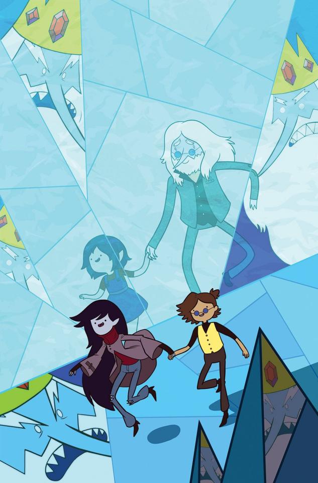 Adventure Time: Marcy & Simon #1