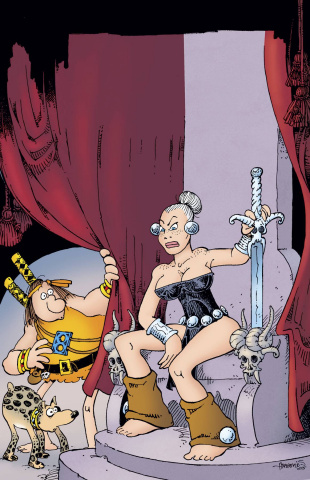 Groo: Friends and Foes #7