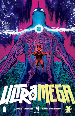 Ultramega #4 (Harren Cover)