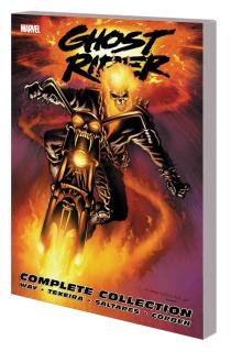 Ghost Rider by Daniel Way