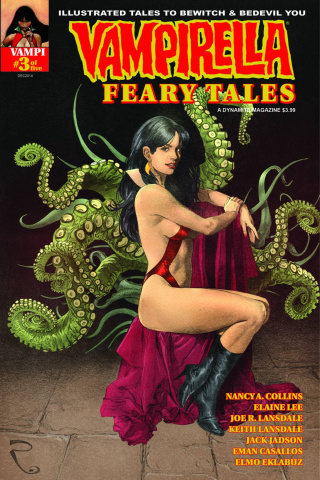 Vampirella: Feary Tales #3 (Subscription Cover)